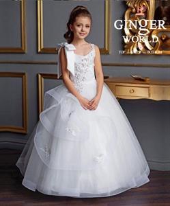 Đầm Dự Tiệc Cho Bé HQ716 GINgER WORLD