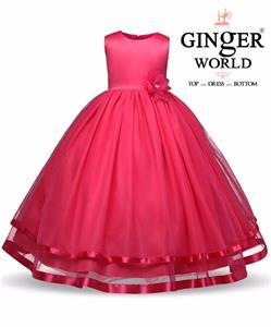 Đầm Dự Tiệc Cho Bé HQ720 GINgER WORLD