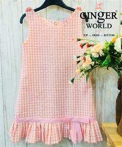 Đầm Tinh Nghịch Thủy Thủ Cho Bé SC191 GINgER WORLD