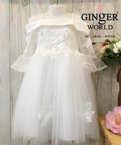 Đầm Dự Tiệc Cho Bé HQ727 GINgER WORLD