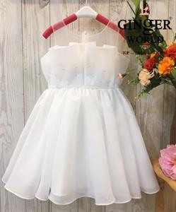 Đầm Dự Tiệc Cho Bé HQ729 GINgER WORLD