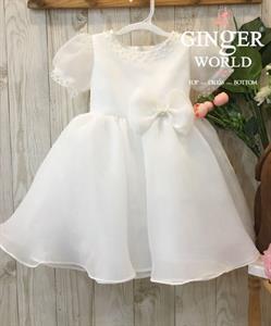 Đầm Dự Tiệc Cho Bé HQ731 GINgER WORLD