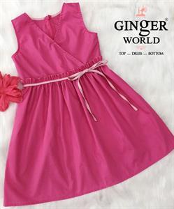 Đầm Thanh Lịch Cho Bé SC213 GINgER WORLD