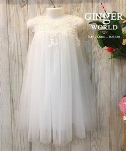 Đầm Dự Tiệc Cho Bé HQ737  GINgER WORLD
