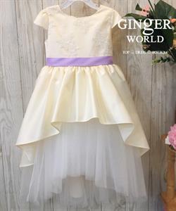 Đầm Dự Tiệc Cho Bé HQ739 GINgER WORLD