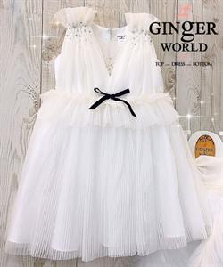 Đầm Dự Tiệc Cho Bé HQ746 GINgER WORLD