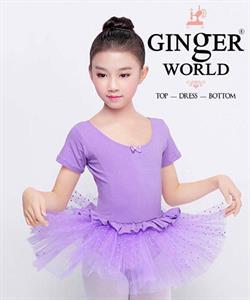 Váy Múa Bellet Cho Bé PD350 GINgER WORLD