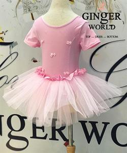 Váy Múa Bellet Cho Bé PD352 GINgER WORLD