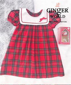 Đầm Tinh Nghịch Cho Bé SC238 GINgER WORLD