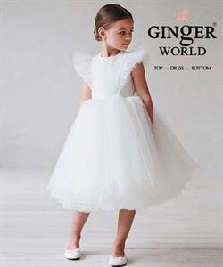 Đầm Dự Tiệc Cho Bé HQ765 GINgER WORLD