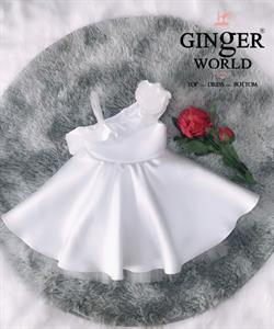 Đầm Dự Tiệc Cho Bé HQ768 GINgER WORLD