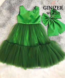 Đầm Dự Tiệc Cho Bé HQ770 GINgER WORLD