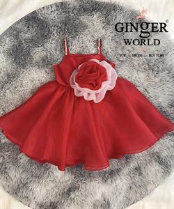 Đầm Dự Tiệc Cho Bé HQ771 GINgER WORLD