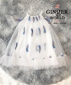 Đầm Tinh Nghịch Cho Bé SC246 GINgER WORLD