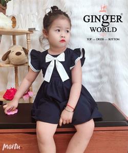 Đầm Tinh Nghịch Cho Bé SC250 GINgER WORLD