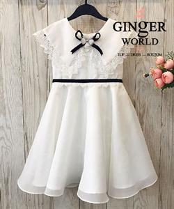 Đầm Tinh Nghịch Cho Bé SC255 GINgER WORLD