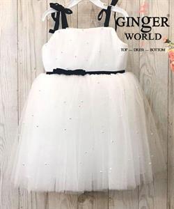 Đầm Dự Tiệc Cho Bé HQ774 GINgER WORLD