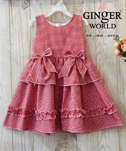Đầm Tinh Nghịch Cho Bé SC259 GINgER WORLD