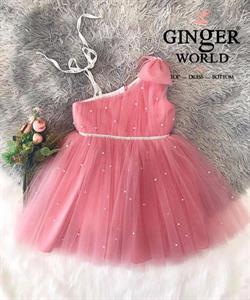 Đầm Dự Tiệc Cho Bé HQ777 GINgER WORLD