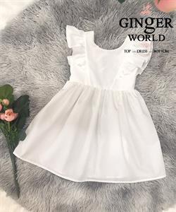 Đầm Tinh Nghịch Cho Bé SC263 GINgER WORLD