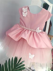 Đầm Dự Tiệc Cho Bé HQ794 Ginger World
