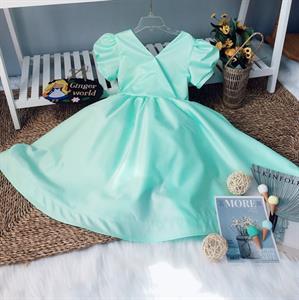 Đầm Dự Tiệc Cho Bé HQ795 Ginger World
