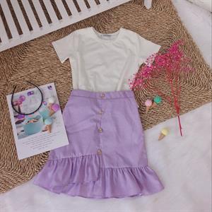Sét áo váy cho bé SC292 Ginger World