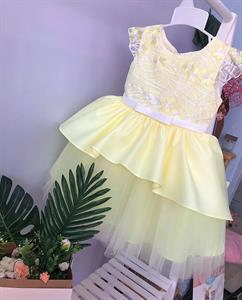 Đầm Dự Tiệc Cho Bé HQ797 Ginger World