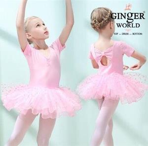 Đầm Múa Ballet Cho Bé PD355 Ginger world