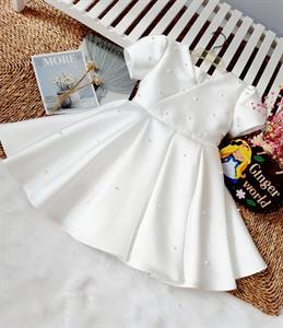 Đầm Dự Tiệc Cho Bé HQ809 GINgER WORLD
