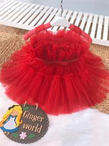 Đầm Dự Tiệc Cho Bé HQ811 Ginger World