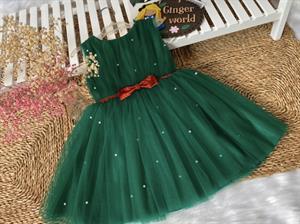 Đầm Dự Tiệc Cho Bé HQ813 Ginger World