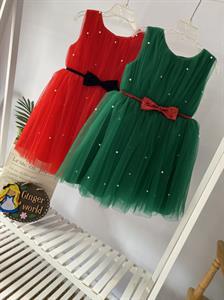 Đầm Dự Tiệc Cho Bé HQ812 Ginger World