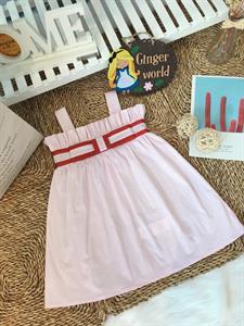 Đầm Tinh Nghịch Cho Bé SC301 GINgER WORLD
