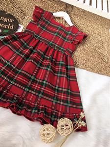 Đầm Tinh Nghịch Cho Bé Sc303 GINgER WORLD