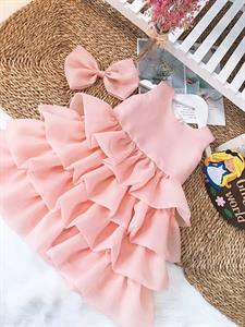 Đầm Dự Tiệc Cho Bé HQ817 Ginger World