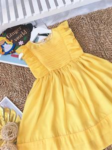 Đầm thanh lịch cho bé Sc307 Ginger World