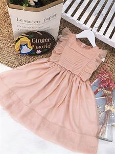 Đầm thanh lịch cho bé SC308 Ginger World
