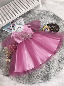 Đầm Dự Tiệc Cho Bé HQ833 Ginger World