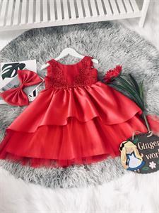 Đầm Dự Tiệc Cho Bé HQ834 Ginger World