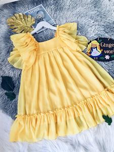 Đầm thanh lịch cho bé SC315 Ginger World