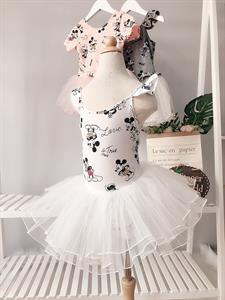 Đầm Múa Ballet Cho Bé PD361 Ginger world