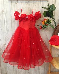 Đầm Công Chúa Cinderela Cho Bé HQ840 Ginger World