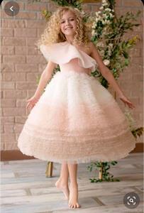 Đầm Dự Tiệc Cho Bé HQ846 GINGER WORLD