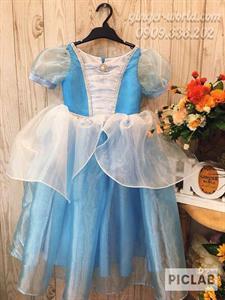 Đầm Công Chúa Sofia Cho Bé HQ847