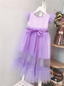 Đầm Dự Tiệc Cho Bé HQ849 Ginger World