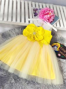 Đầm Dự Tiệc Cho Bé HQ856 Ginger World