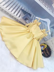 Đầm Dự Tiệc Cho Bé HQ858 Ginger World