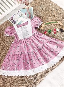Đầm Tinh Nghịch Cho Bé SC331 Ginger World