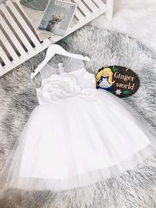 Đầm Dự Tiệc Cho Bé HQ860 Ginger World